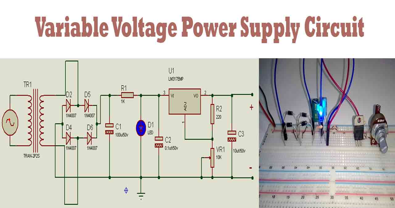 variable-voltage-power-circuit | VoltageLab