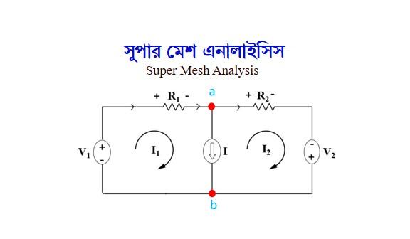 Super Mesh Analysis