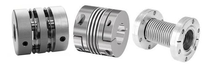 Prime mover Coupling