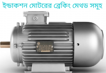 induction motor braking