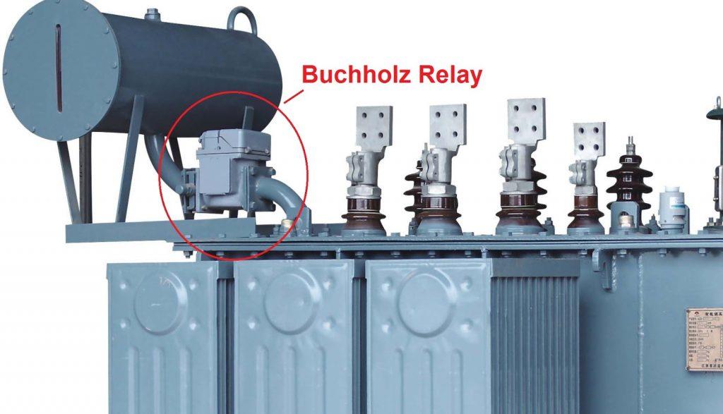 বুখলস রিলে/Buchholz Relay
